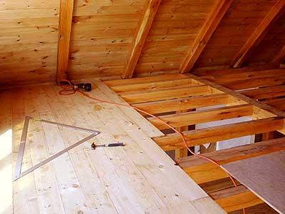 Enduring Charm LLC Timber Frame Flooring